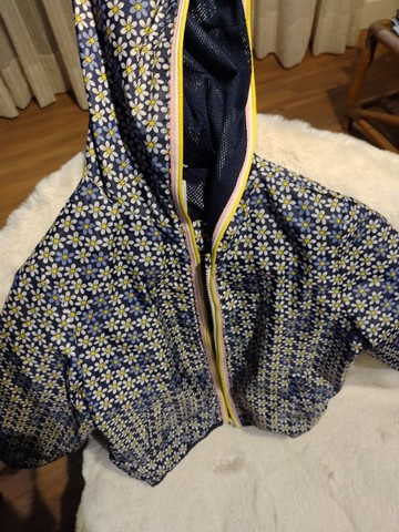 Jaqueta infantil  feminina quebra-vento - baixou preço!!