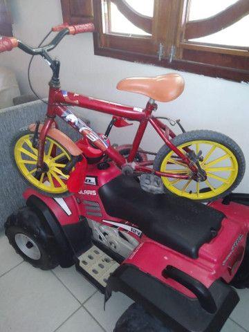 Bicicleta e moto infantil  - Foto 5