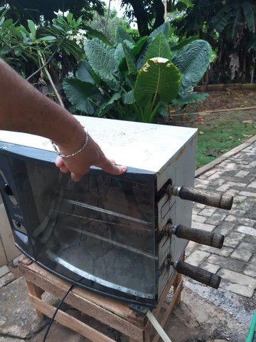 Oportunidade única aproveita churrasqueira elétrica  - Foto 5