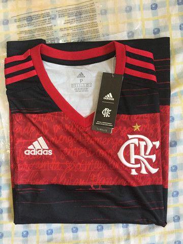 Uniforme Flamengo campeão brasileiro - Foto 2
