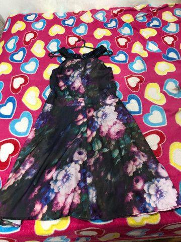 Vestido tamanho único  - Foto 3