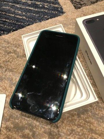Iphone 7 Plus 128GB Black - Foto 6