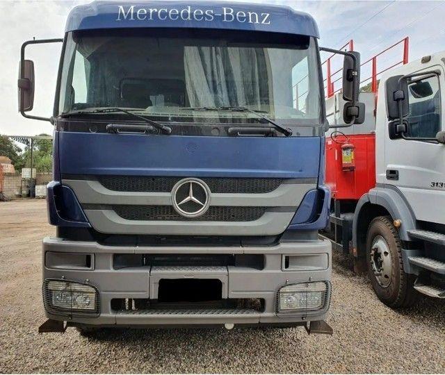 Caminhão 3344 6x4 CAÇAMBA TRAÇADO  - Foto 2