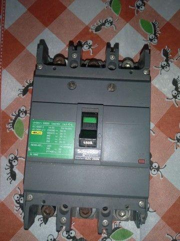 Djuntor trifásico, 150 Amperes  - Foto 2