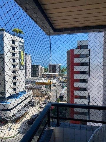 Apartamento com 4 quartos com vista para o mar na Ponta Verde - Foto 3