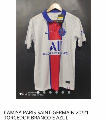 Fornecedor de camisas de time  atacadista  - Foto 3