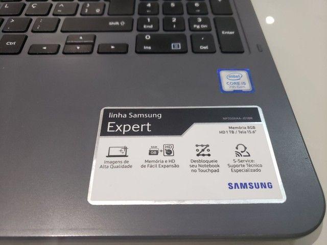Notebook Samsung i5 Expert 1TB 8GB - Foto 4