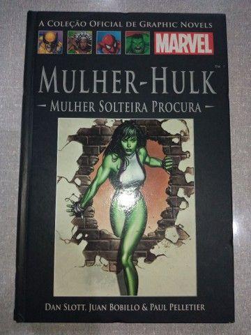 Hq Mulher Hulk - Foto 2