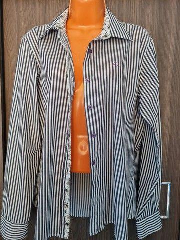 Camisas de trabalho feminino  - Foto 6