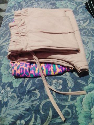 Vendo lote pra brechó roupas boa  - Foto 4
