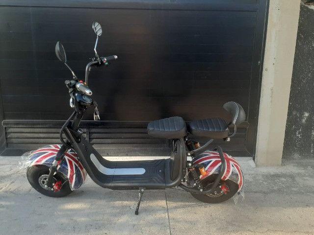 Bike scooter elétrica Harley X3 - Foto 2