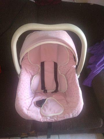 Buscar hoje vendo este bebe conforto em otimo estado 0 a 15 k - Foto 4
