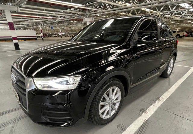 Audi Q3 Quattro blindada