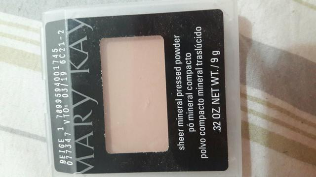 Pó compacto Beige 1 Mary Kay