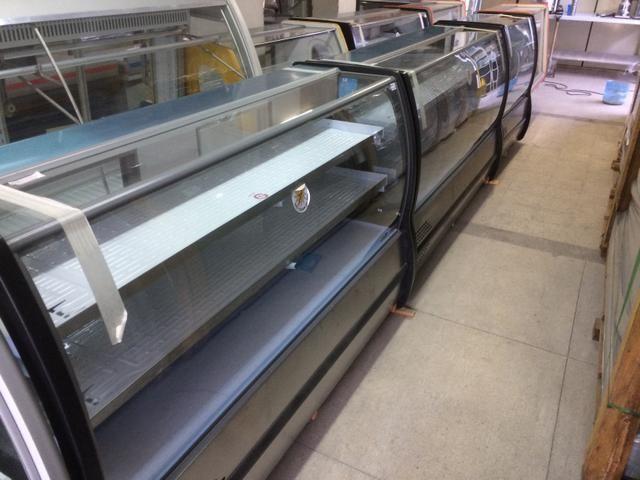 Balcão refrigerado / vitrines naturais - A partir de r$ 2.590,000 - faça sua cotação - Foto 2