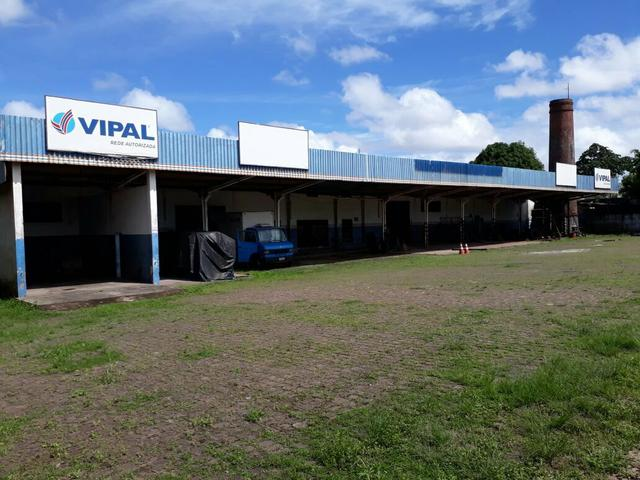 Galpão Industrial/Comercial na BR 135-KM 2.3