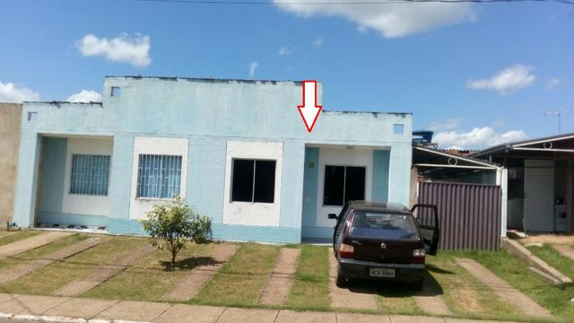 Casa 2/4 Bairro Novo - Aluga