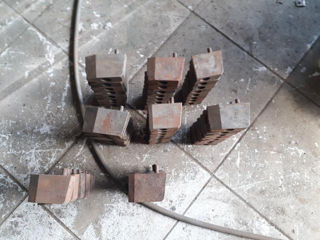 Máquina de Prensar Mangueira
