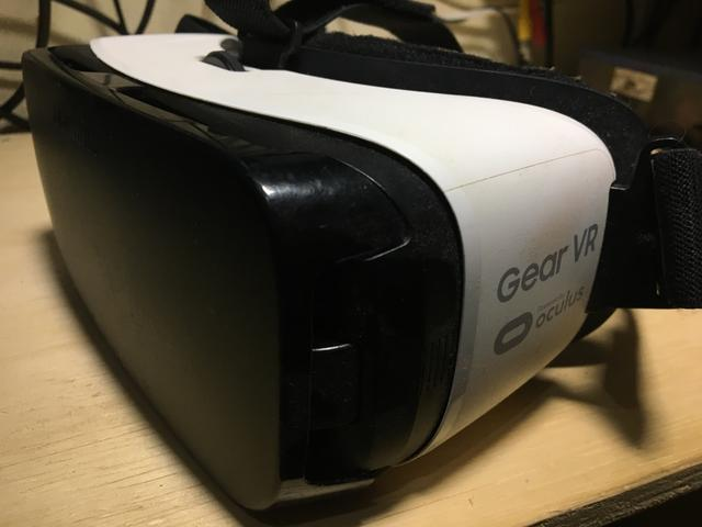 Óculos Gear VR de realidade virtual Samsung original do S6/S7
