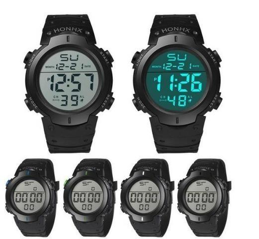 fd180cfe665 Relógio Masculino Esportivo digital a prova d água