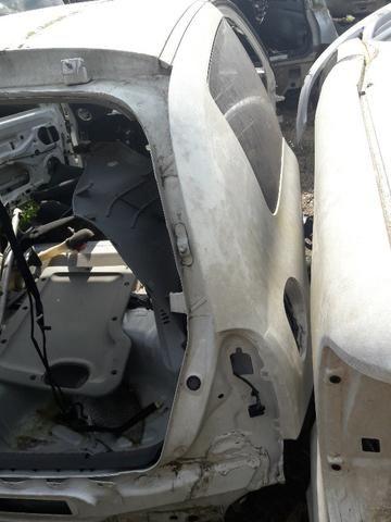 Lateral Traseira Direita Renault Clio 2 Portas
