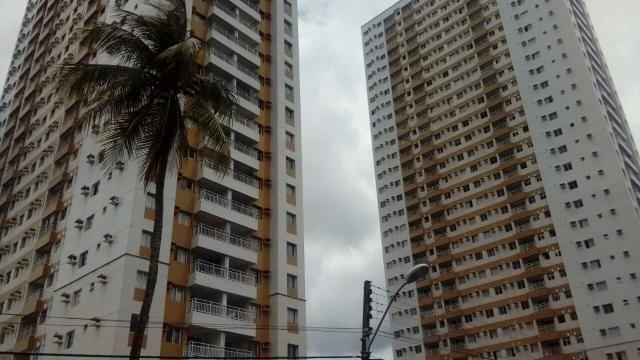 Apartamento residencial para locação, Caxangá, Recife.