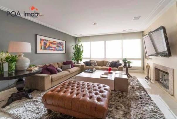 Apartamento residencial para locação, Três Figueiras, Porto Alegre.