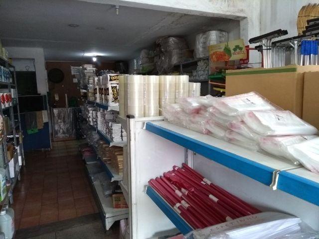Lojas de Embalagens e Materiais de limpeza