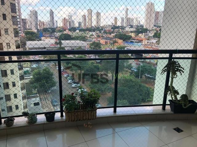 Apartamento com 3 dormitórios à venda, 134 m² por R$ 600.000,00 - Setor Bueno - Goiânia/GO - Foto 5