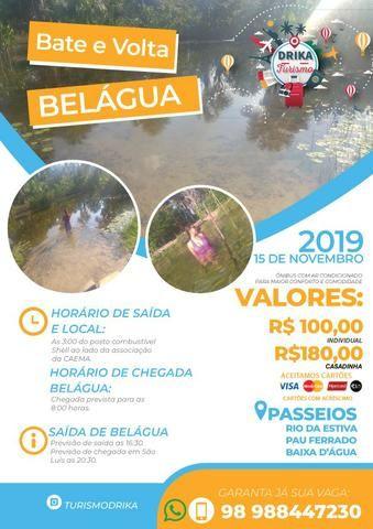Passeio - Viagem Lagoa do Cassó, Santo Amaro, Belágua, Cachoeira do Arruda - Foto 4