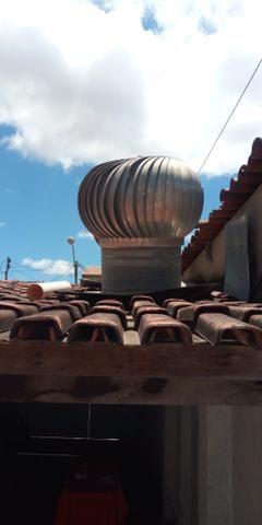Exaustor eólico - Foto 2