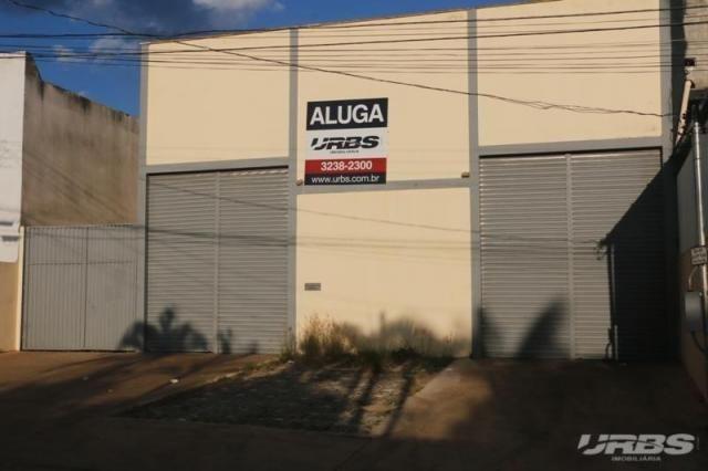 Galpão à venda, 450 m² por R$ 480.000,00 - Vila Brasília - Aparecida de Goiânia/GO
