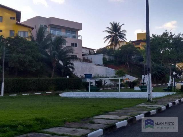 Casa com 4 dormitórios à venda, 175 m² por r$ 600.000,00 - piatã - salvador/ba