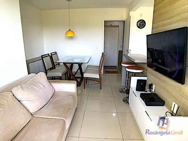 Apartamento com 2 dormitórios à venda, 52 m² por r$ 180.000 - engenheiro luciano cavalcant