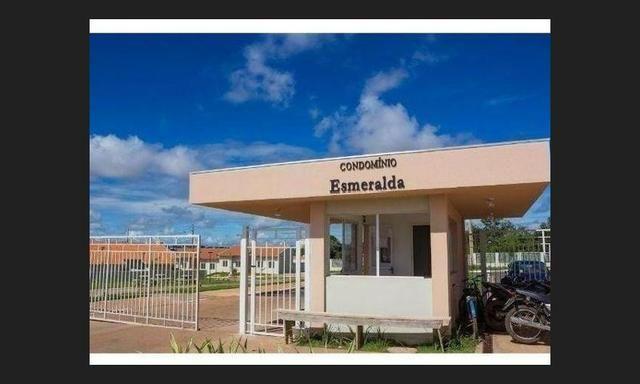 Casa Original no Condomínio Esmeralda / São 2 quartos