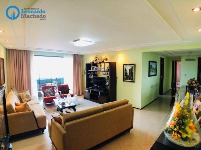 Apartamento com 3 dormitórios à venda, 153 m² por R$ 620.000 - Engenheiro Luciano Cavalcan - Foto 4