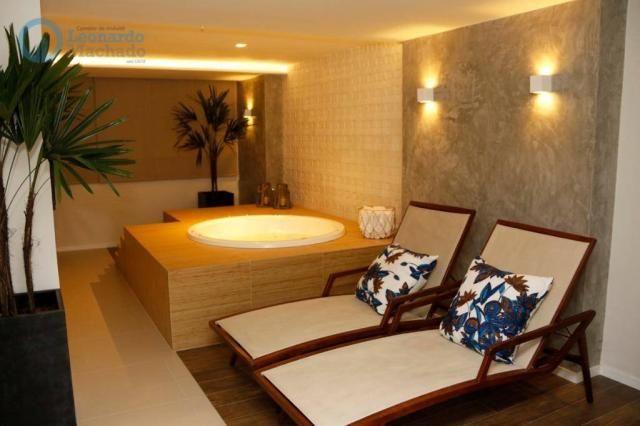 Apartamento com 3 dormitórios à venda, 126 m² por R$ 1.050.000 - Aldeota - Fortaleza/CE - Foto 9