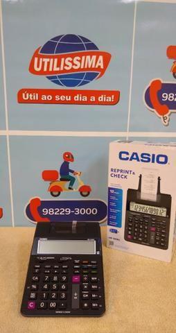 Calculadora com impressão HR-100 RC 249,99 [entregamos gratis] *