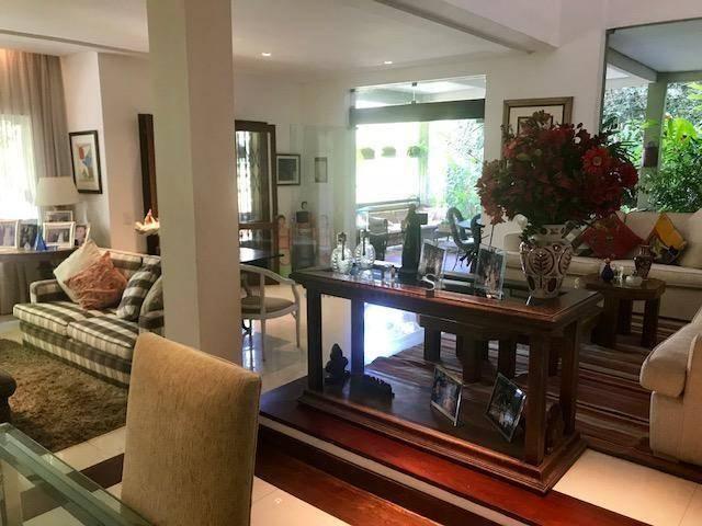 Casa para alugar, 700 m² por r$ 18.000,00/mês - jardim botânico - rio de janeiro/rj - Foto 5