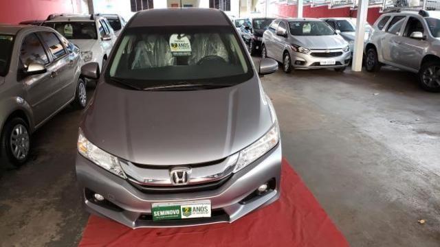 Honda City  EXL 1.5 CVT (Flex) FLEX AUTOMÁTICO - Foto 2