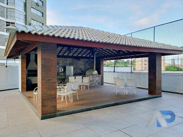 Apartamento com 3 dormitórios à venda, 106 m² por r$ 550.000 avenida cardeal da silva, 182 - Foto 10
