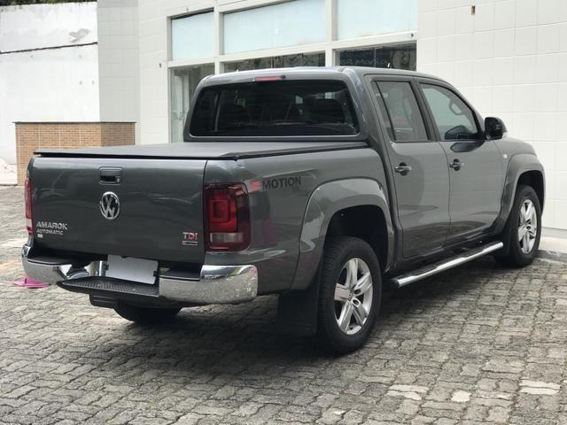 Volkswagen amarok highline tdi 4x4 at 2017, diesel - Foto 6