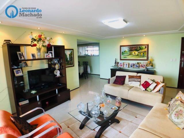 Apartamento com 3 dormitórios à venda, 153 m² por R$ 620.000 - Engenheiro Luciano Cavalcan - Foto 18
