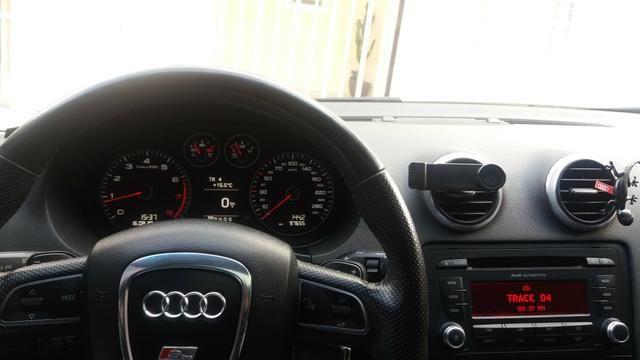 Audi a3 2.0t sportback tfsi s-tronic impecável com teto - Foto 18