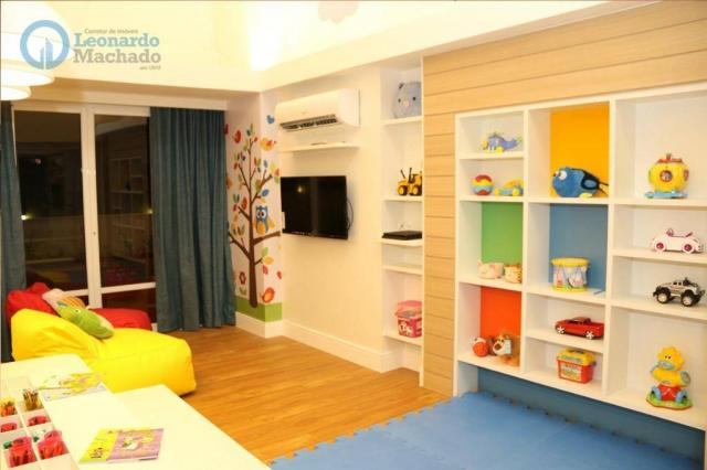 Apartamento com 3 dormitórios à venda, 126 m² por R$ 1.050.000 - Aldeota - Fortaleza/CE - Foto 5