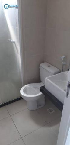Apartamento com 3 dormitórios à venda, 78 m² por R$ 510.000 - Praia do Futuro - Fortaleza/ - Foto 7