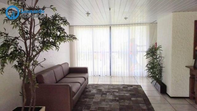 Apartamento com 3 dormitórios à venda, 126 m² por R$ 550.000 - Aldeota - Fortaleza/CE - Foto 15