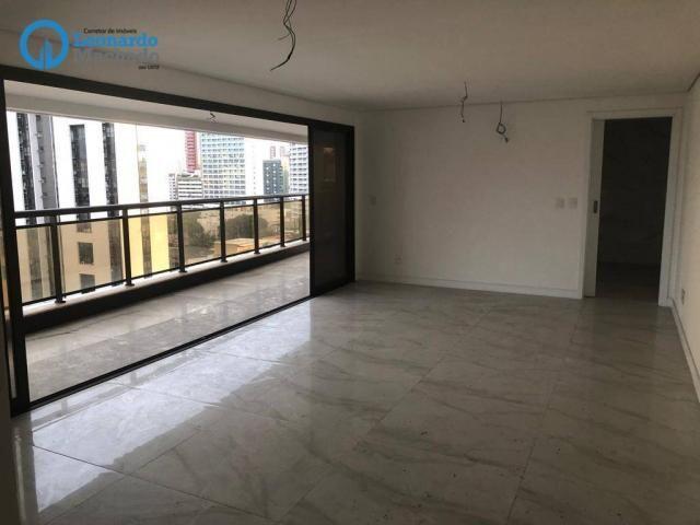 Apartamento à venda, 235 m² por R$ 2.433.000,00 - Meireles - Fortaleza/CE - Foto 2