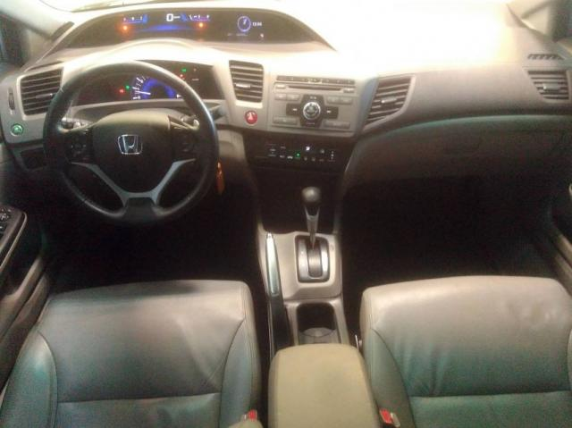 Honda Civic LXR 2.0 4P - Foto 4