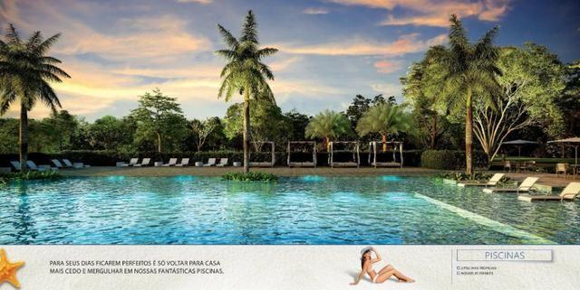 Caribe Golf & Spa Condomínio Resort - Lotes a partir de 600 m² - Beira Lago - Foto 15